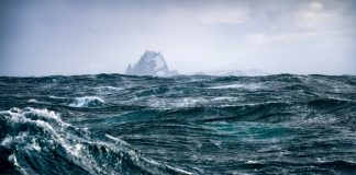 El océano Austral