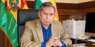 Cancillería boliviana