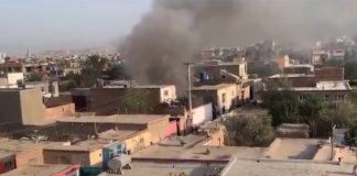 reportan explosión kabul
