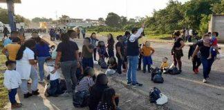 migrantes a El Salvador