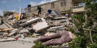 fallecidos por terremoto en Haití