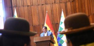 informe sobre vulneración de DDHH en Bolivia