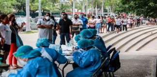 vacunadas contra el coronavirus