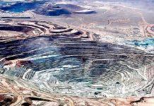 Trabajadores de mina
