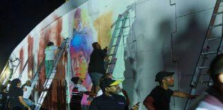 segunda fase de muralismo