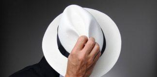 El sombrero blanco