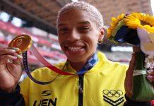 Reina del atletismo