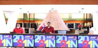 "Nicolás Maduro activa ""Comando Aristóbulo Istúriz"""