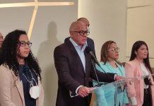 Jorge Rodríguez: Gobierno Bolivariano se mantiene en el diálogo