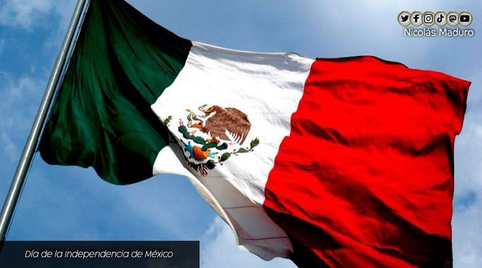 Grito de Independencia en México
