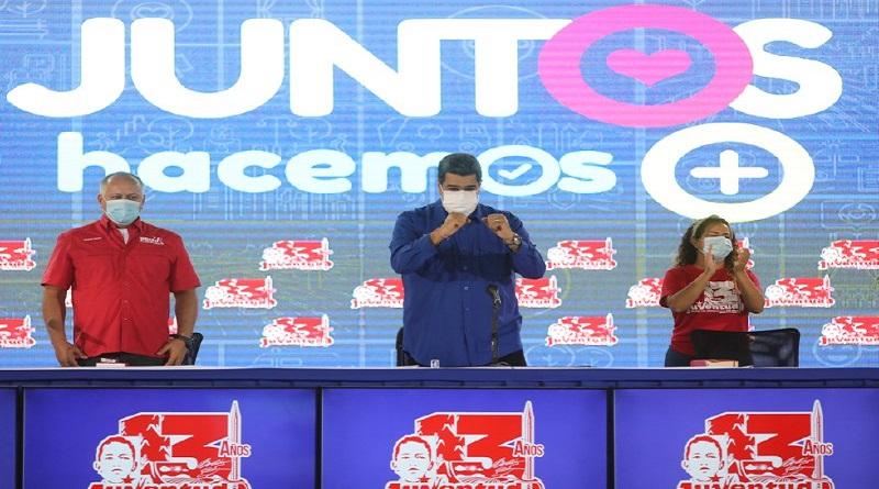 PSUV y GPP presentan Alianza Perfecta Unitaria