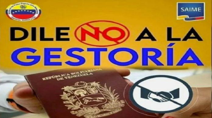 Saime llama a no caer en falsa asignación de citas para pasaportes