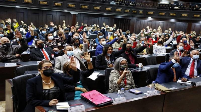 AN aprueba en primera discusión siete leyes para reformar el Sistema Judicial