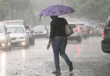 lluvias aguaceros
