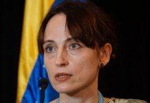 la relatora especial ONU