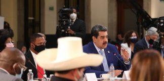 apoyo de México en diálogo