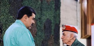 Pdte. Nicolás Maduro lamenta partida