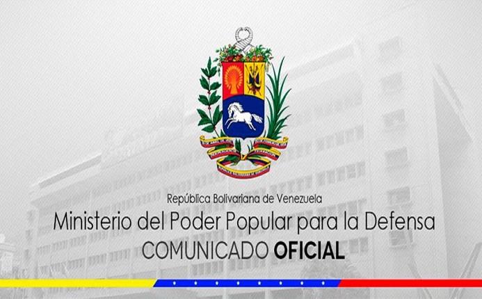 Venezuela denuncia violación de espacio aéreo