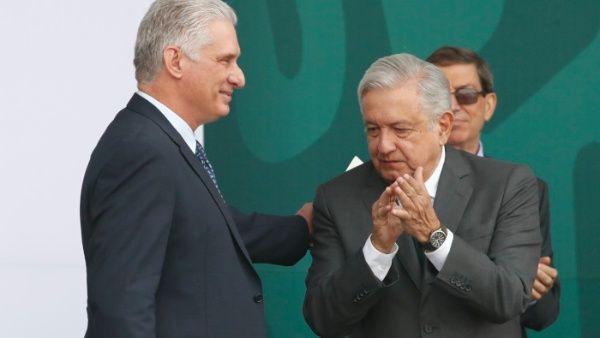 Cuba agradece a México