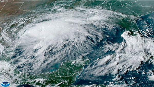 huracán Nicholas