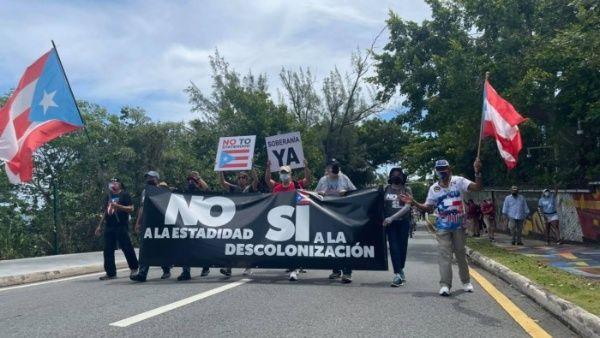 independentista en Puerto Rico