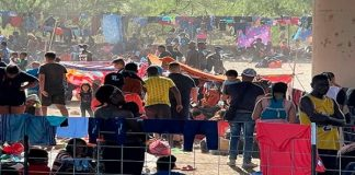 migrantes haitianos