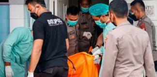 Incendio en Indonesia deja 41 muertos y 39 heridos