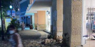 Sismo en México deja un muerto y daños menores
