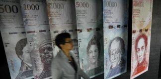 Llegó la reconversión monetaria
