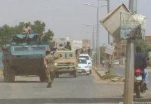 Intento golpe de Estado en Sudán