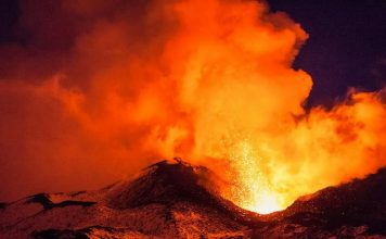 volcanes activos
