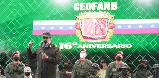 Maduro: cada REDI tendrá un centro de entrenamiento y polígono de tiro