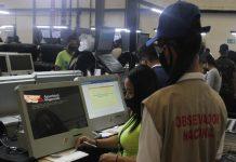 CNE auditará producción de máquinas