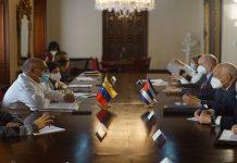 Venezuela y Cuba fortalecen