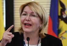 Luisa Ortega Díaz huye a España