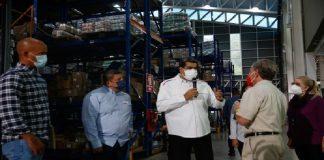 Presidente Maduro: debemos garantizar medicinas al pueblo