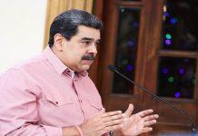 Maduro suspende temporalmente método 7+7