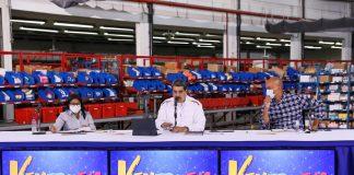 Venezuela avanza en su crecimiento real