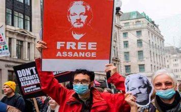 extradición de Julián Assange