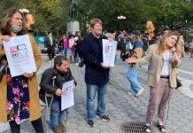 Activistas exigen en EE.UU.