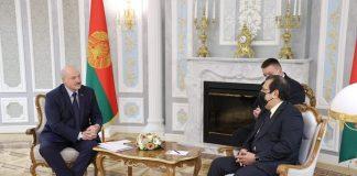 Belarús y Venezuela