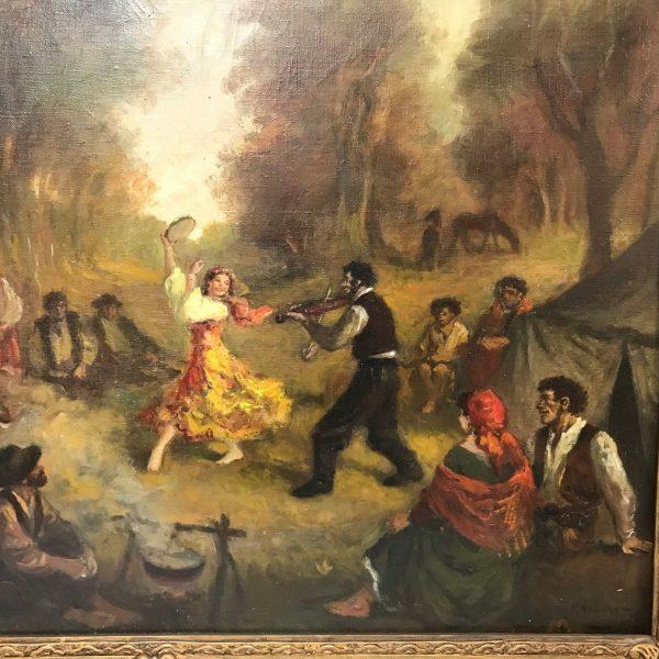 gitanos-Heinrich Biber -Ensamble La Tempesta