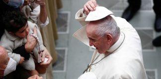 Papa Francisco pide cesen agresiones