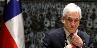 Acusan al presidente Sebastián Piñera
