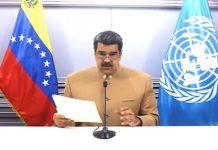 Venezuela ratifica compromiso de paz y diálogo con la ONU