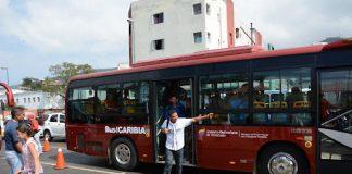 Transporte público del Estado será gratuito para estudiantes